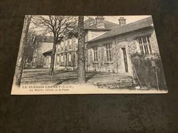 Carte Postale Le Plessis Chenet La Mairie - Other Municipalities