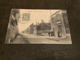 Carte Postale Limours Avenue De La Gare - Limours
