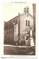 SAINT NAZAIRE - L'Eglise Et Le Monument Aux Morts - Non Classificati