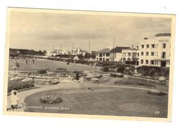 Vintage Postcard, 1949  Marine Gardens, Bognor Regis Used Read Description AA - Bognor Regis