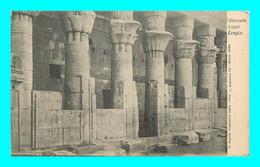 A937 / 181 Egypte Colonnade LUXOR TEMPLE - Sin Clasificación
