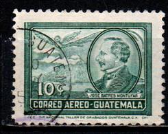 GUATEMALA - 1946 - Jose Batres Y Montufar - USATO - Guatemala