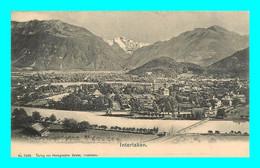 A937 / 329 Suisse INTERLAKEN - BE Berne