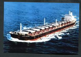 """Photo-carte Moderne - Le Pétrolier """"Cetra Centaurus En 1973 / Compagnie Louis Dreyfus"""" - Petroliere"""