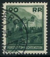 LIECHTENSTEIN 1933 Nr 120 Gestempelt X1E8DDA - Gebruikt