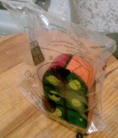 Jeu - Rubik Cube Smiley - Mc Donald's (sachet Scéllé) - Rompicapo