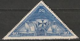 Spain 1930 Sc 428  MLH* - Ungebraucht