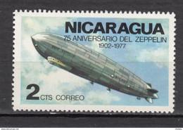 Nicaragua, Zeppelin, - Zeppelin