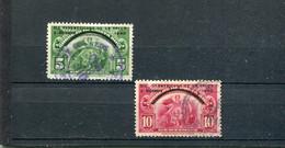 Costa Rica 1940 Yt 184A-184B - Costa Rica