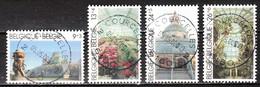 2340/43  Les Serres Royales De Laeken - Série Complète - Oblit. Centrales - LOOK!!!! - Gebruikt