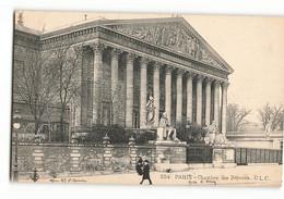 354 CLC Précurseur La CHAMBRE DES DEPUTES Assemblée Nationale Vue Originale ELD PARIS E LE DELEY Paris - District 16