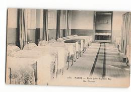 1156 ELD Rare Le DORTOIR Du Collège Lycée Public Jean Baptiste Say 11 Bis Rue D'Auteuil 75016 PARIS E LE DELEY Paris - District 16
