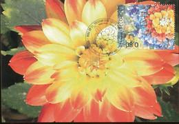 NB - [13901]TB//-CMAX 3753, 2008, MB - Floralies Gantoises Quinquennales, Fleurs, Flowers - 2001-2010