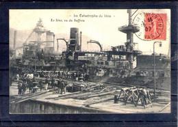 83. Toulon. La Catastrophe Du Iéna. Le Iéna Vu Du Suffren - Toulon