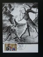 Carte Maximum Card Chevalier Lancelot Medieval Rennes 35 Ille Et Vilaine 1997 - 1990-99