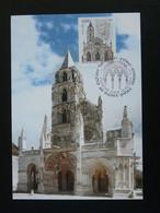 Carte Maximum Card Eglise Saint-Père  Gothique Medieval 89 Yonne 2003 - Eglises Et Cathédrales