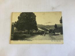 CHAIRIERE ( VRESSE )  ENTREE DE LA GARND RUE   1908 - Vresse-sur-Semois