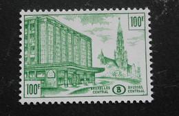 1953-57 : Cob TR354*  ( Trace Ou Charnière D10 ) Voir Verso - 1952-....