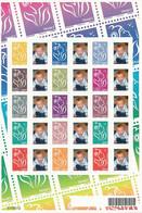 France 2007 - F4048P Bloc Feuillet Adhésif Marianne De Lamouche Avec Photo - Neuf - Personalized Stamps