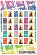France 2007 - F4048P Bloc Feuillet Adhésif Marianne De Lamouche Avec Photo - Neuf. - Personalized Stamps