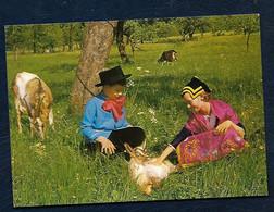 "Costumes De Savoie - Petits Savoyards ""en Champ"" - Ohne Zuordnung"