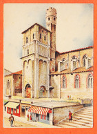 VaS083 ♥️ Rare ( Dépot 1946-10 ) BARRE DAYEZ BARDAY Série 2.122-B ALBI 81-Tarn L' Eglise SAINT SALVY St XIIe Siècle - Barday