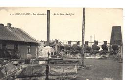 - ESCAUDAIN - Les Chaudières De La Fosse Audifrett - - Otros Municipios