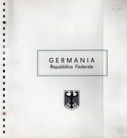 1949/1991 - GERMANIA OCC.  -  Marini -  NH/used -  (V25....) - Stamp Boxes