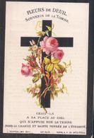 Doodsprentje Henoch Adrien Ursmer Meunier ° Binche 1851 -1875 Administré Des Sacrementen Sainte Eglise - Binche