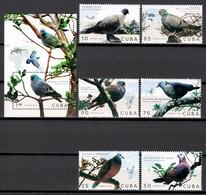 Cuba 2020 / Birds Pigeons MNH Aves Palomas Vögel Oiseaux Uccelli / Cu18517  C4-30 - Unclassified