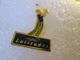PIN'S    GOLF    LATITUDES - Golf