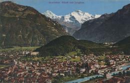 Schweiz - Interlaken - Mönch Und Freiheit - 1931 - BE Berne