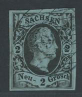 Sachsen Michel Nummer 5 Gestempelt - Sachsen