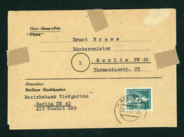 Berlin UPU Michel Nummer 36 Einzelfrankatur 1949 - Unclassified