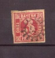 Bayern Michel Nummer 9 Gestempelt - Bayern
