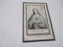Dp 1791 - 1870, Aerseele, Vanryckeghem - Devotion Images