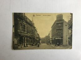 TAMINES  RUE DE LA STATION  1910 - Sambreville