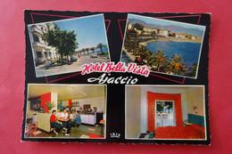 CORSE AJACCIO HOTEL BELLA VISTA RESTAURANT SON ANNEXE MILK BAR - Ajaccio