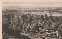 Schmalkalden - Grosser Inselberg - Thür. Wald - Ca. 1955 - Schmalkalden