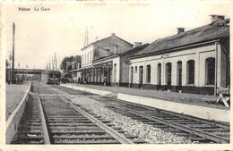 Piéton - La Gare - Chapelle-lez-Herlaimont