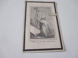 Dp 1793 - 1870, Brielen/Reninghelst, Bossaert - Devotion Images