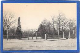12 MILLAU - Jardin Public - Vue Extérieure - Millau
