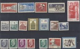 DDR Lot Aus 1960 Bis 1962 ** - Postfrisch - Nuovi