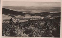 Brotterode - Blick Vom Grossen Inselsberg - 1955 - Schmalkalden