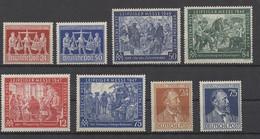 Alliierte Besetzung Gemeinschaftsausgaben Lot Aus 1947 Bis 1948 ** - Postfrisch - Zona AAS