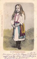 Romania - A.S.R. Principesa Elisabeta - Ed. Saraga - Rumania