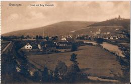 "20 060 Ak Wasungen Bahnpost ""EISENACH-LICHTENFELS"" 1924 - Covers & Documents"