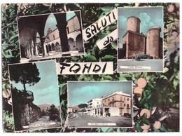 1970 FONDI 1 - SALUTI DA   LATINA - Latina