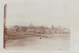 PHOTO ALLEMANDE - GUERRE 14-18 - CHARIOTS DEVANT ARRAS (PAS-DE-CALAIS) - Guerre 1914-18