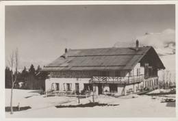Carte Photo Mégève : Taverne De Max Bar Restaurant De 1938 - Megève